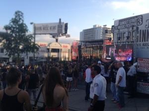 Woo Sunset Music Festival...So Fun.