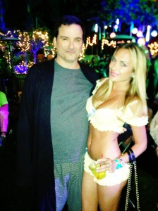 Iron Man 3 Director Shane Black...One of the First People I Met in LA.